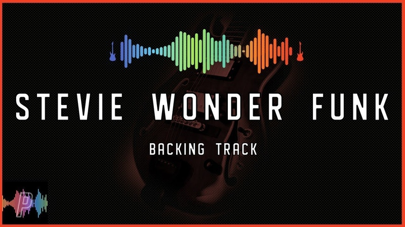 Stevie Wonder I Wish Funk Backing Track in Eb Dorian