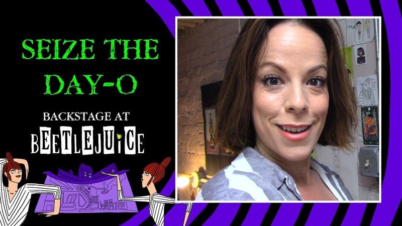 Episode 3: Seize the Day-O: Backstage at BEETLEJUICE with Leslie Kritzer