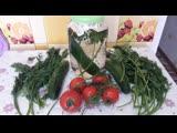 Огуречная настойка на самогоне. http://www.youtube.com/c/VitaliySavin1980
