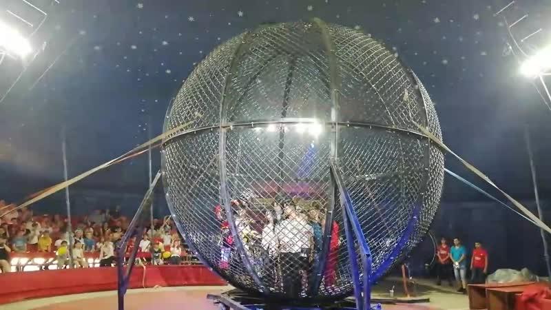 Встречайте в Чебоксарах с 6 июля Советский цирк