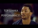 TOP 5 Haka Performances
