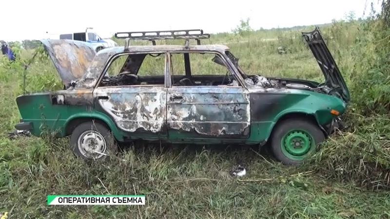 В Бийске нашли парня угнавшего машину с ул Ударная Будни 19 08 19г Бийское телевидение