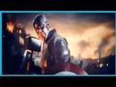 Captain America Use a Hammer Mjolnir Theatre Reaction Avengers Endgame