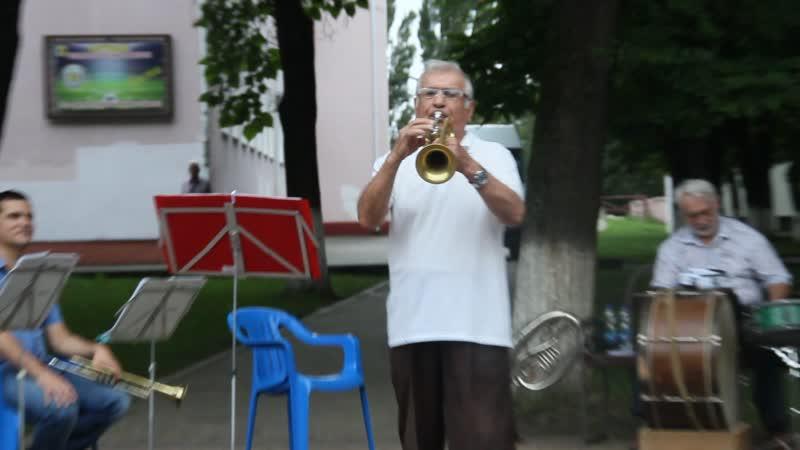 Духовой оркестр Новокубанского городского парка