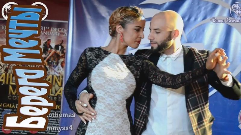 Красивая песня. Берега Мечты! 💗♫ (ПОЗИТИВ...Танцуют Хорхе Атака и Таня Алемана...