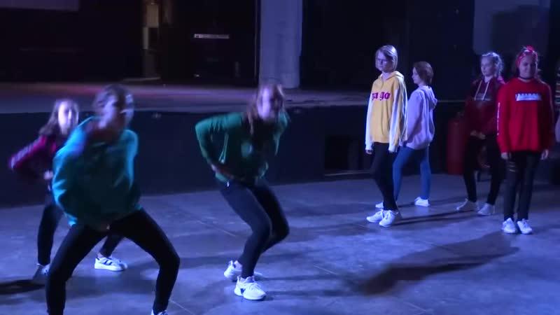 Pentagon - SHINE Sunmi - Gashina (GaShiShine) (Bloodlust k-pop cover dance classe)
