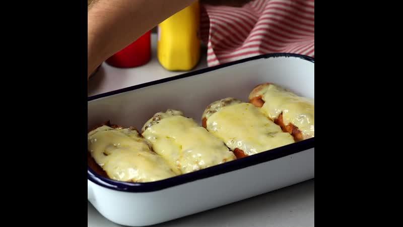 Bacon Double Cheeseburger Бекон Двойной Чизбургер