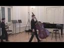 Gran Duo Concertant for Violin, Double Bass and Orchestra. Боттезини. Большой концертный дуэт