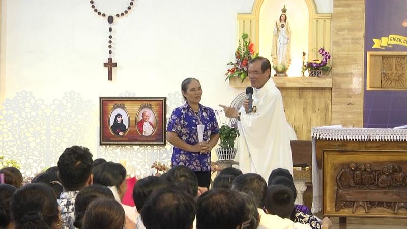 GDTM - Bài giảng Lòng Thương Xót Chúa ngày 16102017