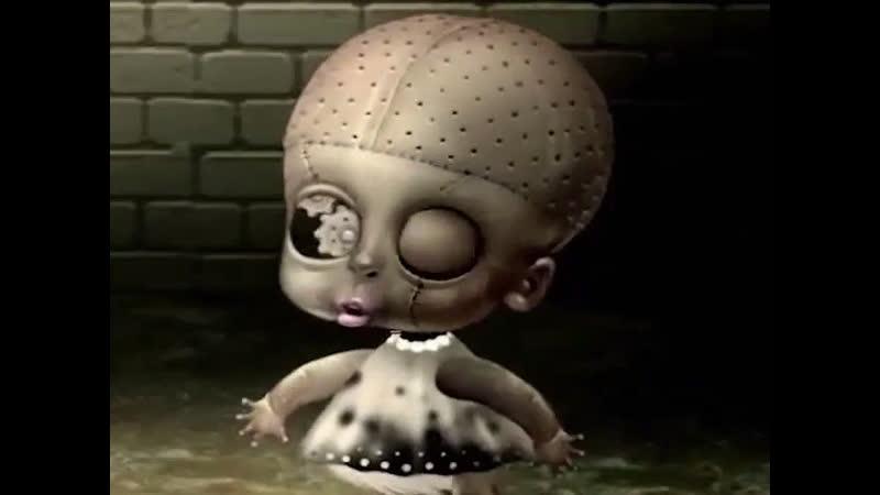 Короткометражка«Очень страшное кино», мультик