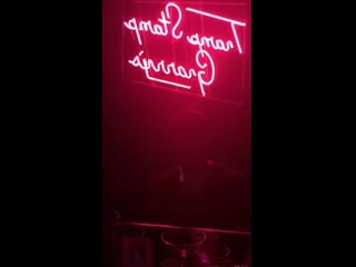 VIDEO Darren Criss singing Everybody Wants to Rule the World at Tramp Stamp Grannys benefit for Big Brothers Big Sisters via Mon