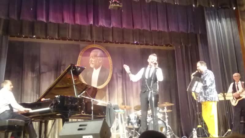Группа Feelin's Boris Savoldelli при содействии Джаз в Клину