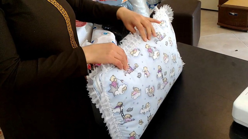 Sürpriz Yastık, Yumurtlayan Yastık (bebekler için üçlü set)