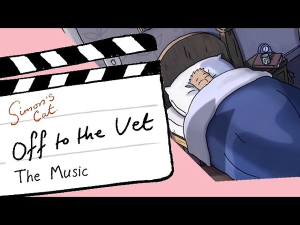 How Is The Music Composed? 'Off to the Vet' - Simon's Cat | BEHIND THE SCENES