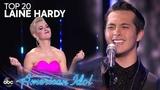 Laine Hardy Sings