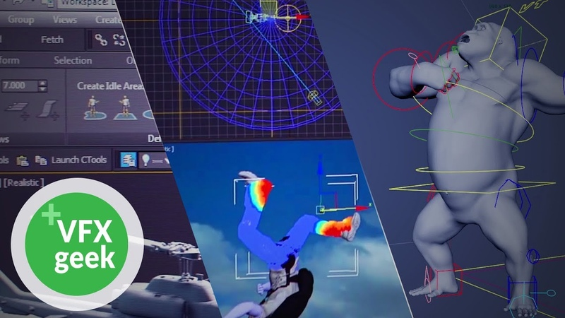 Which software is used for VFX?