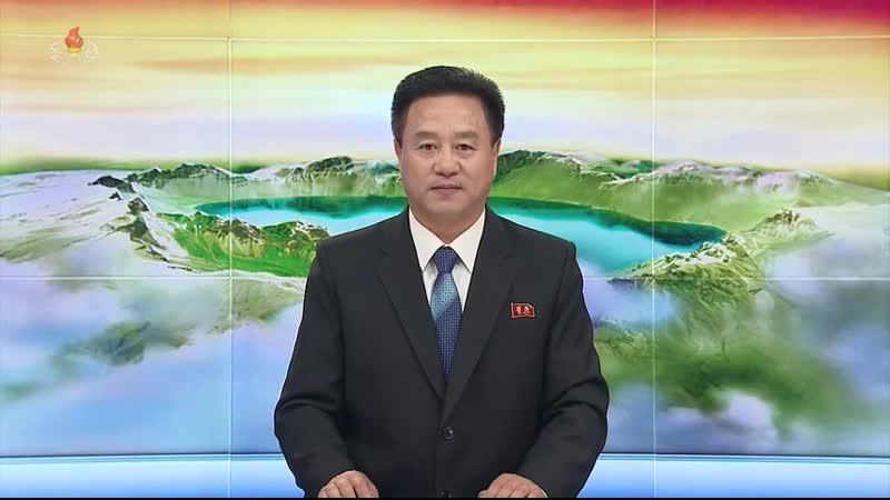 경애하는 최고령도자 김정은동지께서 도, 시, 군인민회의 대의원선거에 참가하시였다