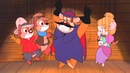 Чип и Дейл спешат на помощь - Серия 19, Гроза подмостков Мультфильмы Disney