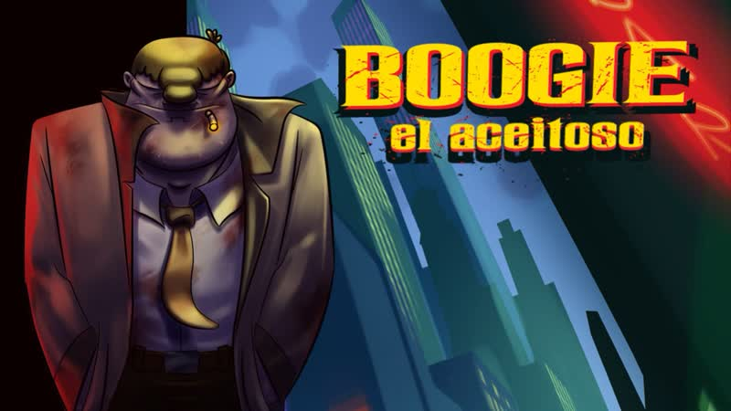 Boogie, el aceitoso \ Бугай (2009) Gustavo Cova \ Густав Кова. Аргентина, Мексика