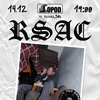 RSAC / 14 декабря / Москва