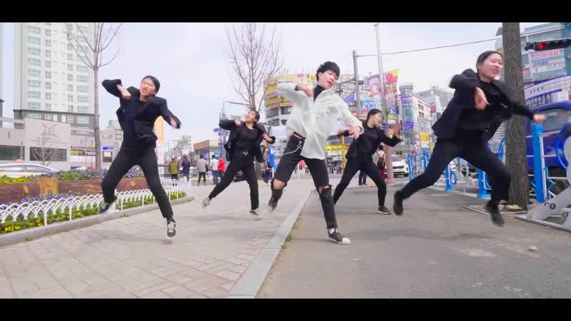 [KPOP IN PUBLIC CHALLENGE] HUTA (LEE MINHYUK)(이민혁) _ YA _⁄ Dance Cover