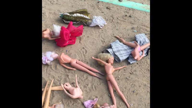Кукла Даша не плачь🤡кукла Маша не плачь👺