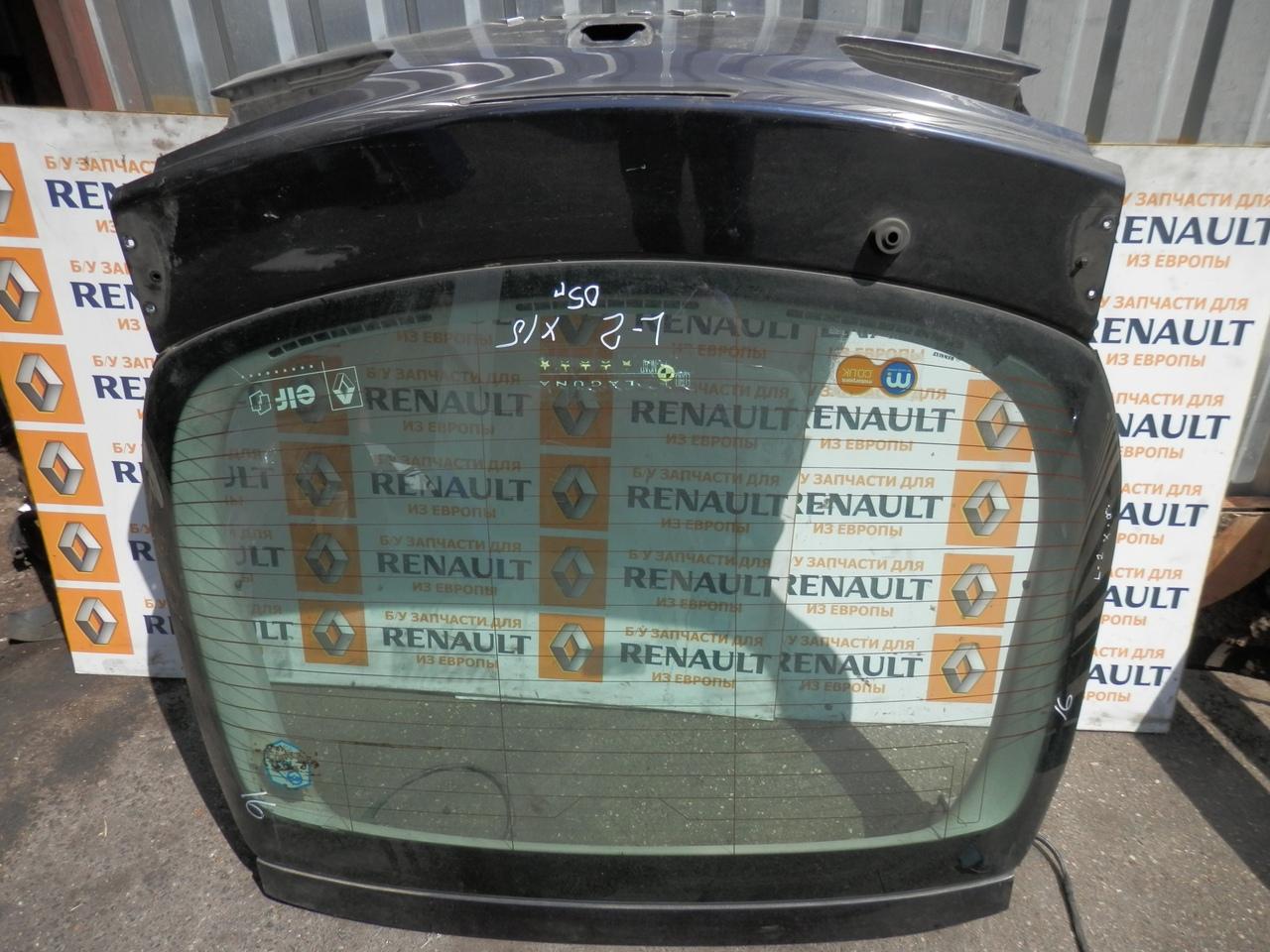 Крышка багажника (дверь 3-5)