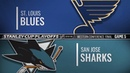 St. Louis Blues vs San Jose Sharks | May.19, 2019 NHL | Game 5 | Stanley Cup 2019 | Обзор матча
