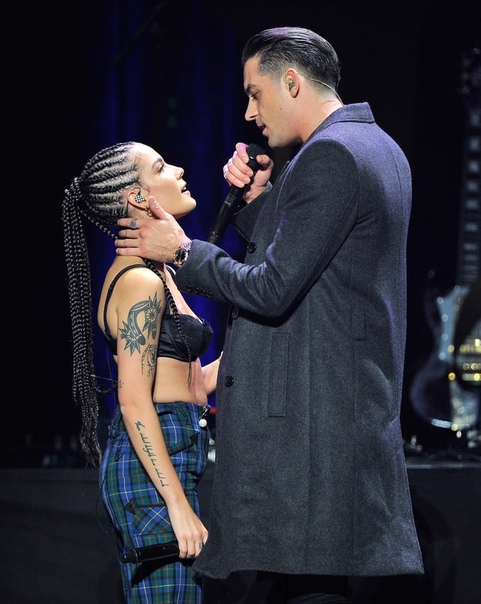G-Eazy и Холзи Были вместе с 2017 по 2018