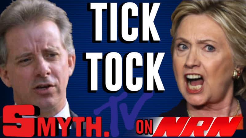 SmythTV 6 6 19 D Day ThursdayThoughts Steele Squeals Destroys @FBI