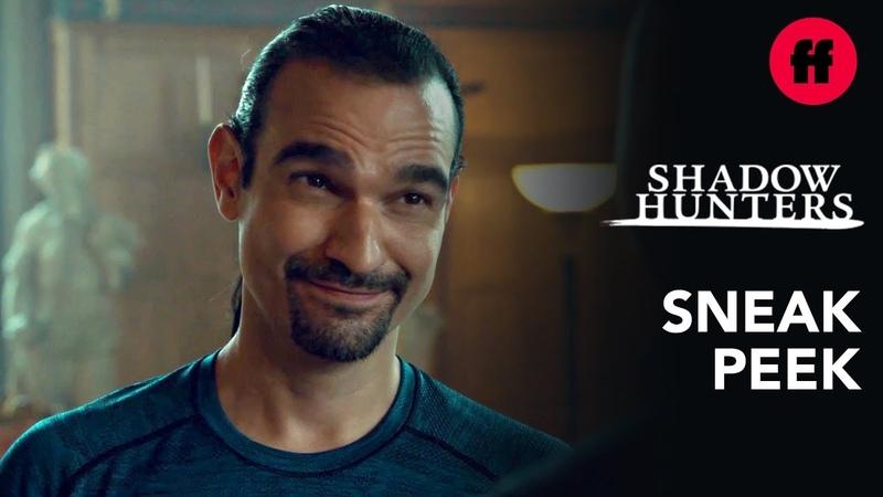 Shadowhunters Season 3, Episode 14 | Sneak Peek Will Lorenzo Help Magnus | Freeform
