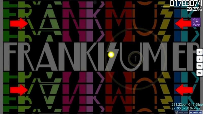 Ayya Novak   Frankmusik - 3 Little Words [Rave] DT (97.26)   276pp   135UR