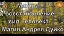 ✨Мантра восстановление сил человека Магия Андрея Дуйко Эзотерика тайные знания