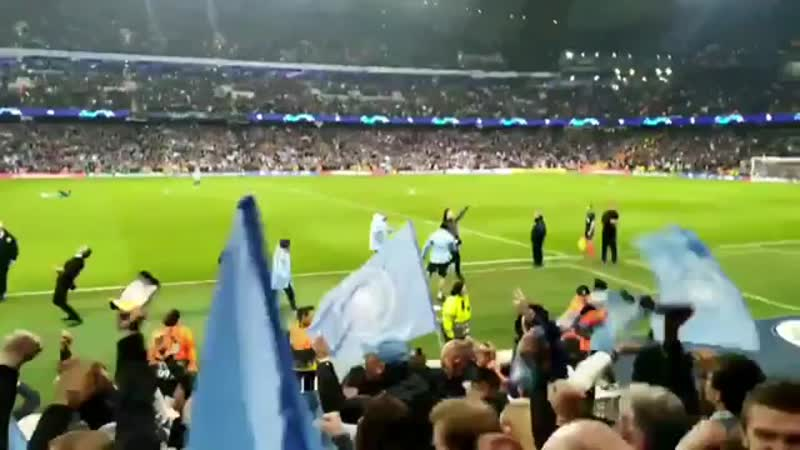 Pep Guardiolas reaction to Sterlings goal being allowed and then disallowed by VAR during the loss vs Tottenham