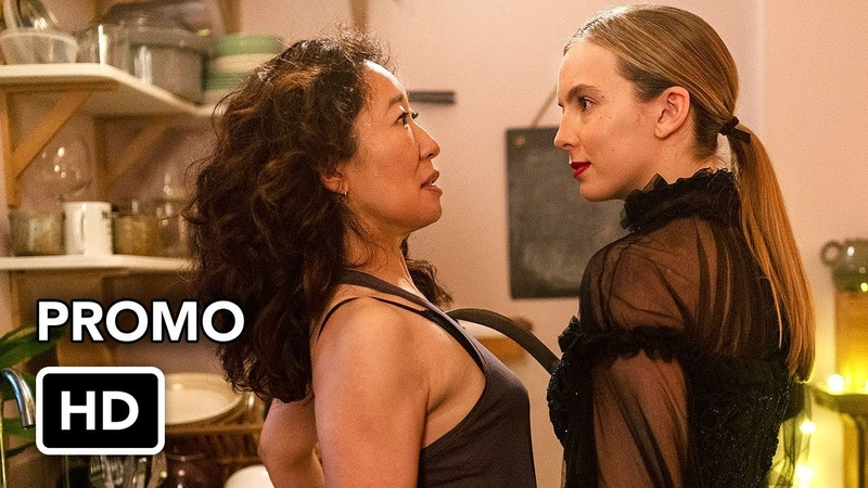 Killing Eve 2x06 Promo I Hope You Like Missionary! (HD) Sandra Oh, Jodie Comer series