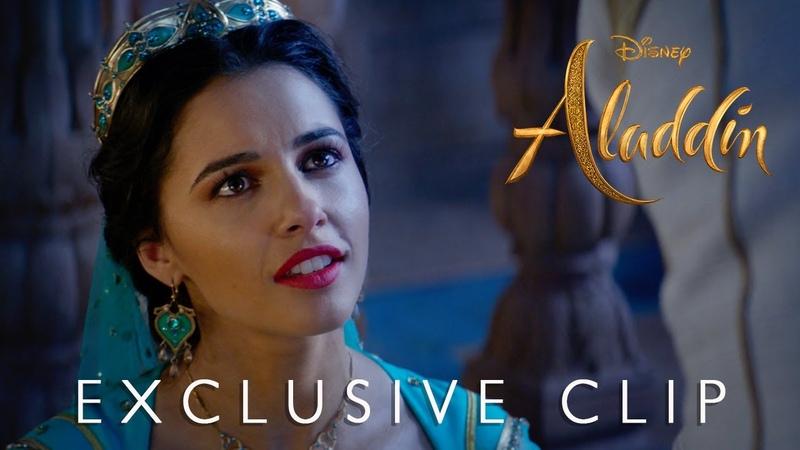 Disney's Aladdin - A Whole New World Film Clip