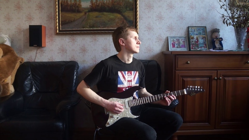 The Voice of Belief (Cover) | Suhr Custom Standart