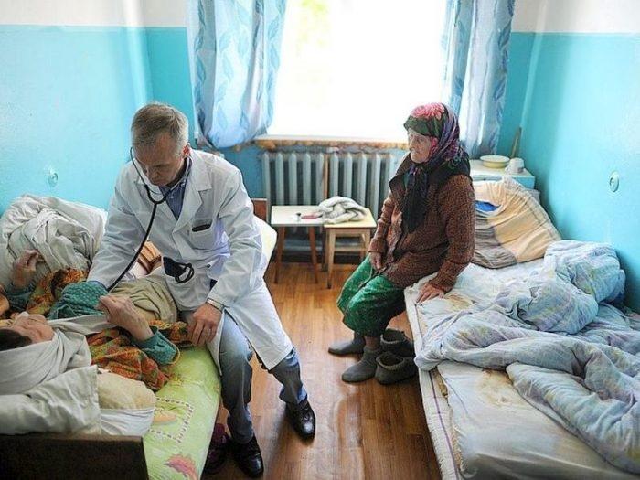 В России предложили сократить расходы на здравоохранение и образование