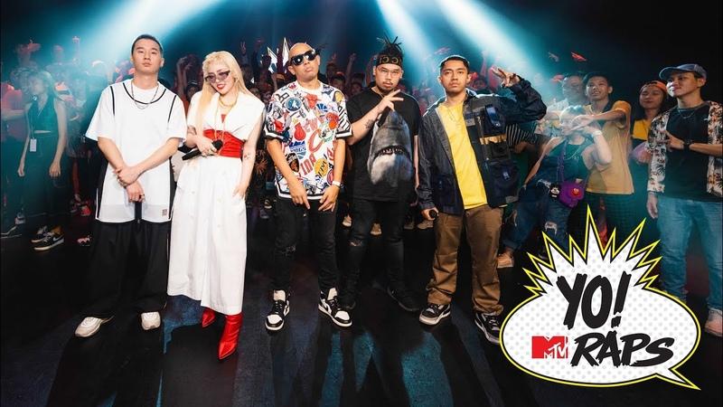 Yo! MTV Raps Cypher ft Basick, FIIXD, Chanmina and Laze