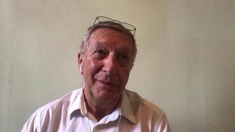 Кандидат в президенты Украины Игорь Смешко