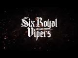 Six Royal Vipers presents