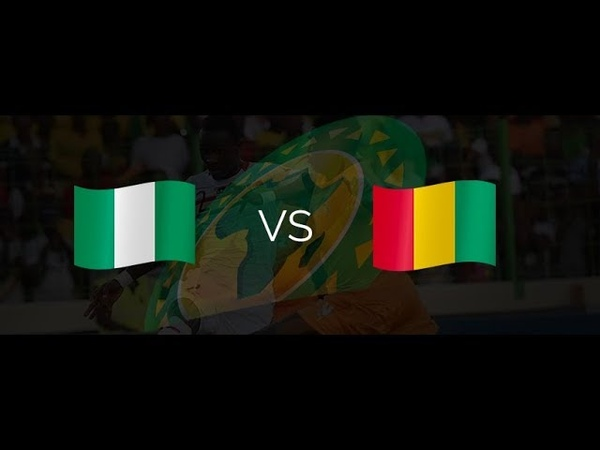 GUINEE VS NIGERIA LIVE - COUPE DAFRIQUE DES NATIONS CAN 2019 | 26-06-2019