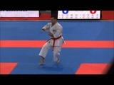 Kata KURURUNFA by Antonio Diaz - 21st WKF World Karate Championships