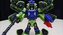 TFC Toys MADBLENDER Mixmaster EmGo's Transformers Reviews N' Stuff