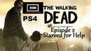 The Walking Dead PS4 Season 1 Episode 2: Starved For Help let's play Longplay No Commentary