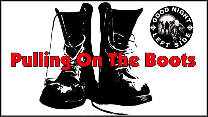 Pulling On The Boots (OST Romper Stomper). Коловрат Kolovrat cover. Nazi Skinheads