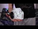 Почему Canon 200D круче, чем 70D ( обзор всех моих камер)