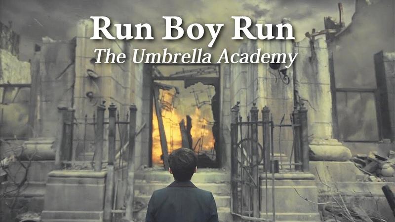 Run Boy Run | TUA