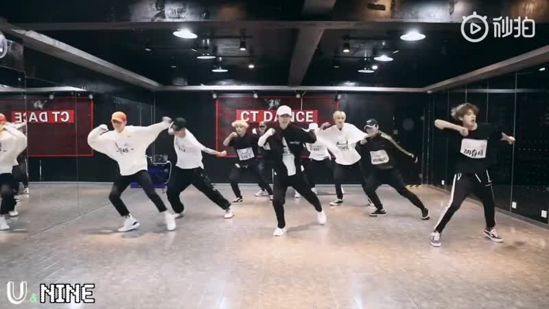 UNINE BOMBA 1 25x SPEED DANCE PRACTICE