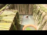 Dig To Build Most Medical Twin Pools &amp Underground Bamboo House.mp4